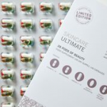Skincare ultimate food supplement