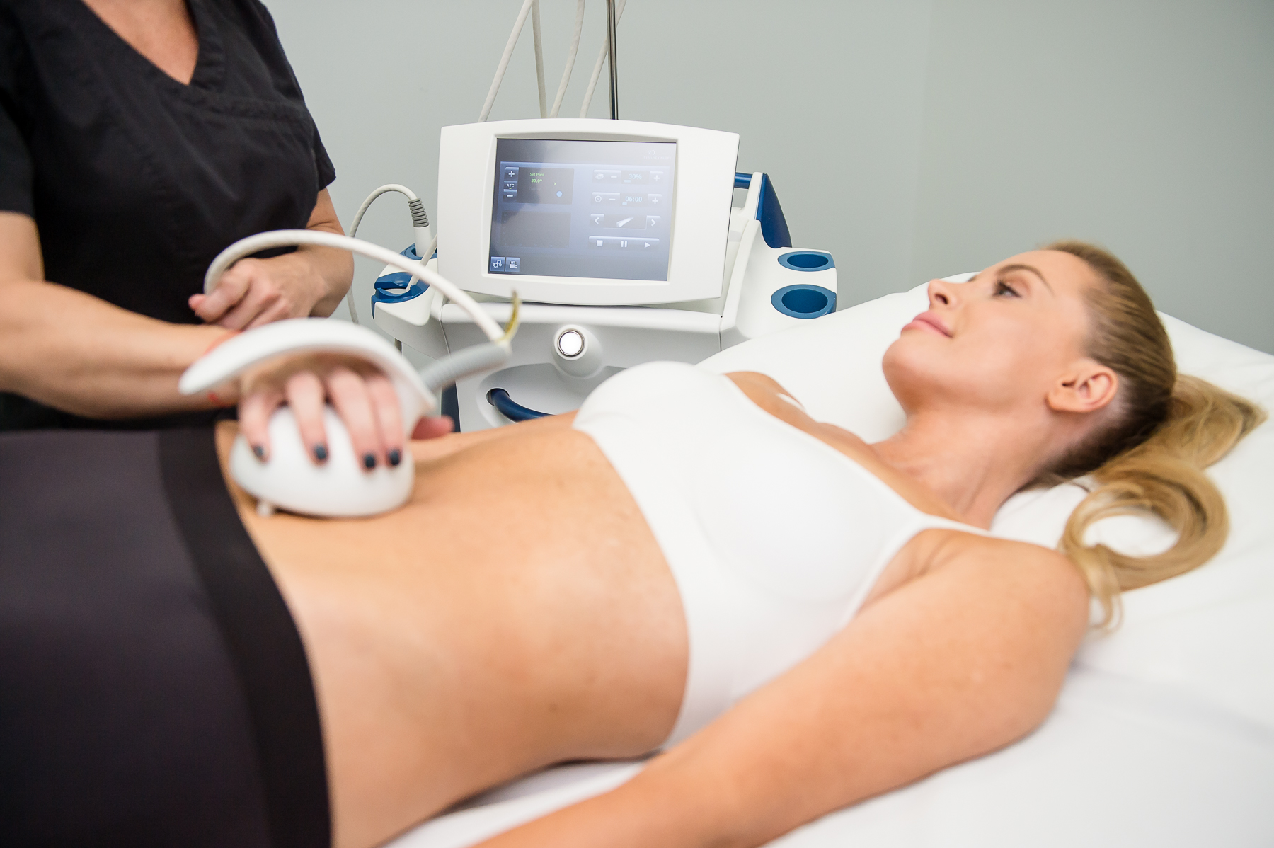 Venus Freeze treatment