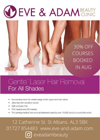 30% off Laser Hair Removal