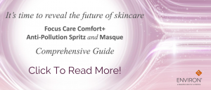 Focus Care Comfort+ Anti-Pollution Spritz and Masque